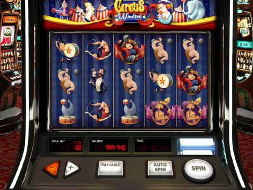 Circus Wonders slot game