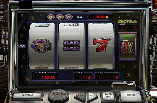 Extra 100x slot game
