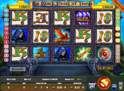 The Black Pearl of Tanya slot game