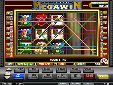 Megawin slot